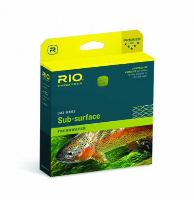 Rio Sub Surface (lake series)
