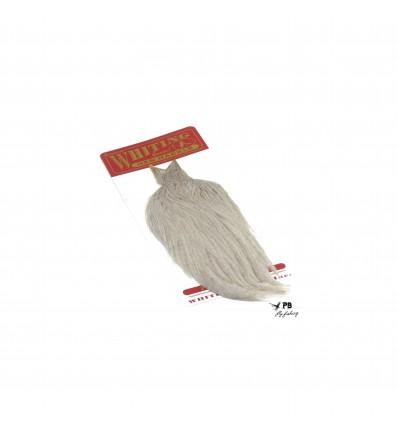 Whiting Hen Neck Light Dun (gallina)